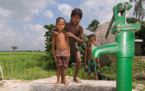 Bangladesh Water Pump
