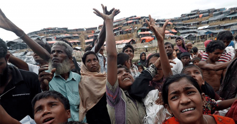 Rohingya Refugee Medicine
