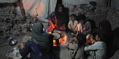 Pakistan Food Parcel