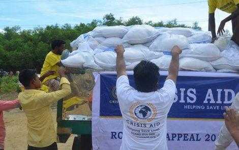 Burma Food Parcel