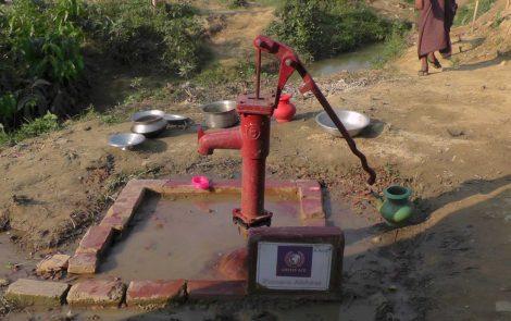 Burma Water Pump