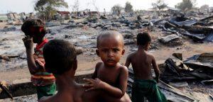 Rohingya Refugee Blanket Appeal