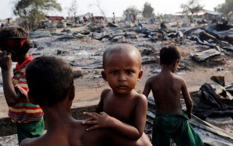 Burma Blanket Appeal