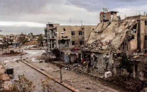 Eastern Ghouta Appeal