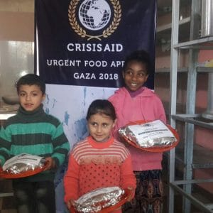 Hot Meals for Gaza
