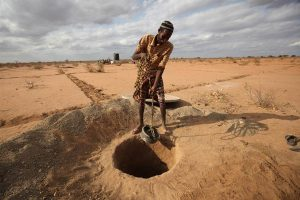 The impact of prolonged drought in Somalia