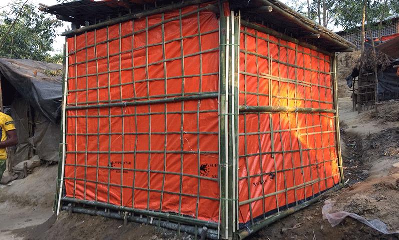 Burma-shelters