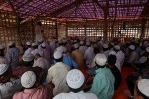 Ramadan Rohingya Masjid