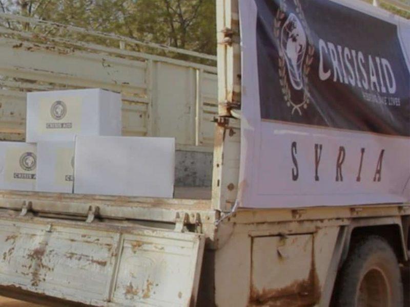 Syria-Food-Parcel
