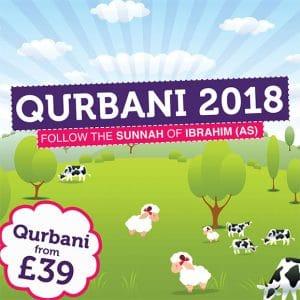Qurbani 2018 Crisis Aid