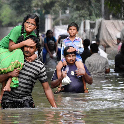 South India Floods Emergency