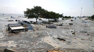 Deadly Tsunami Hits Indonesia