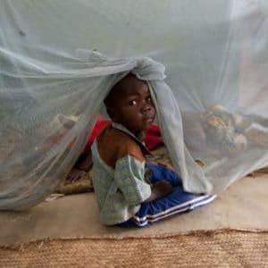 Uganda Mosquito net