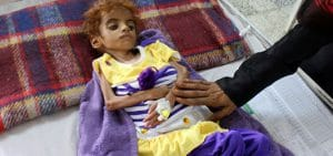 Fundraising tour for Yemen