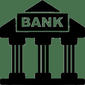 Bank icon - Crisis Aid