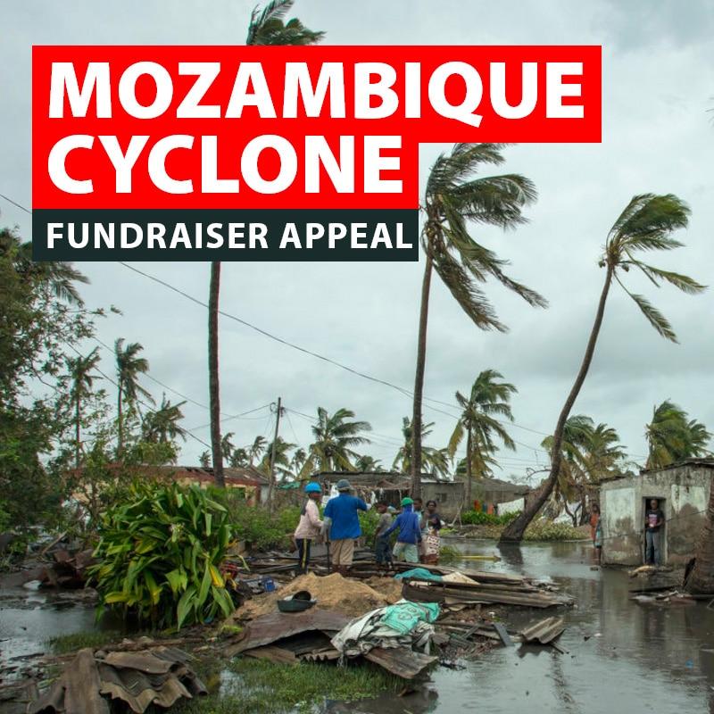 Dawahman Mozambique Cyclone Fundraiser Appeal