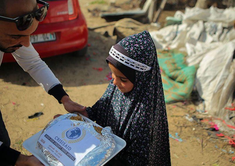Gaza-hot-meals
