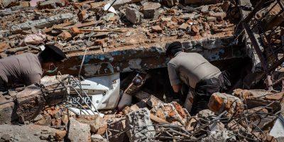 Indonesia's Earthquake Crisis