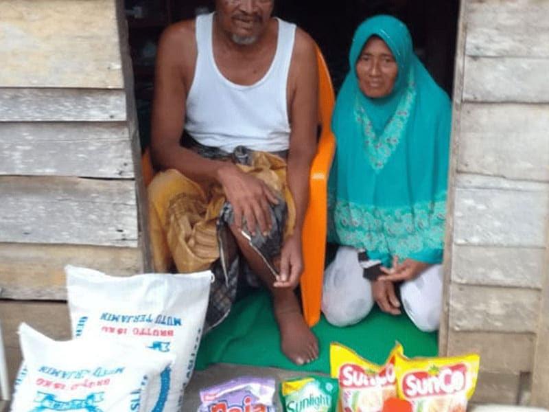 Indonesia-Food-Parcels
