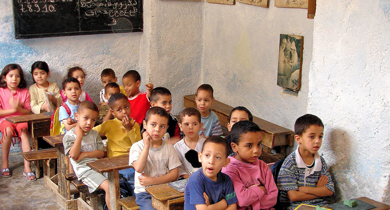 Support Education in Morocco