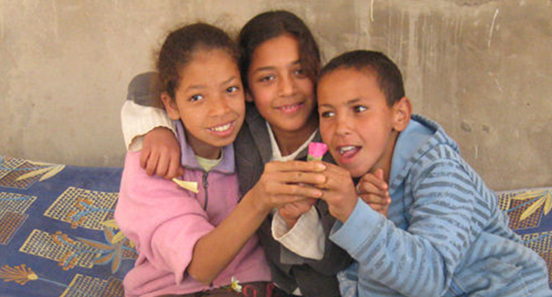 Support Orphans in Morocco