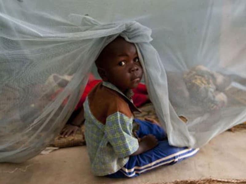 Uganda-Mosquito-net