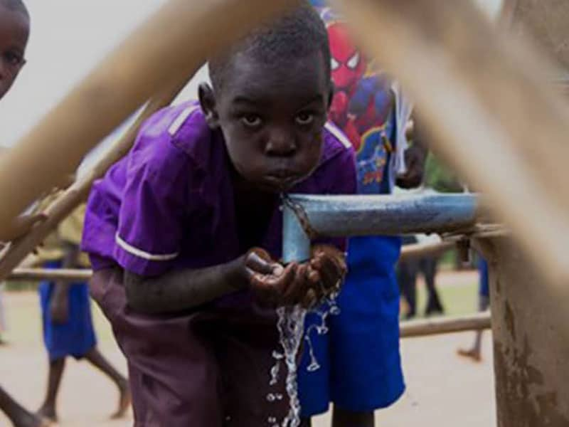 Uganda-Water-Well
