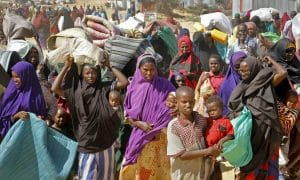 Drought returns to Somalia