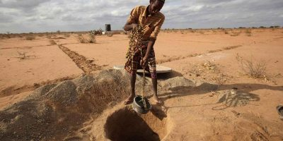 Somalia The Drought Returns