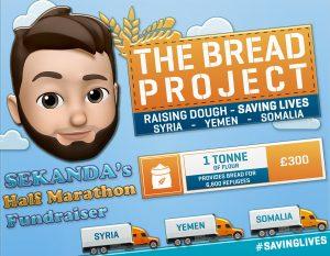 Sekanda's Half Marathon