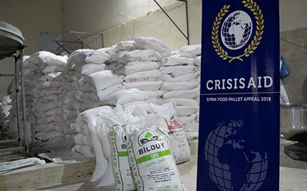 Flour For Syria