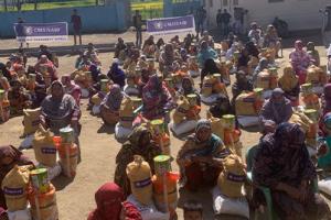 Kashmir Food Parcels
