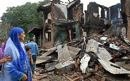 Kashmir Rebuild a home