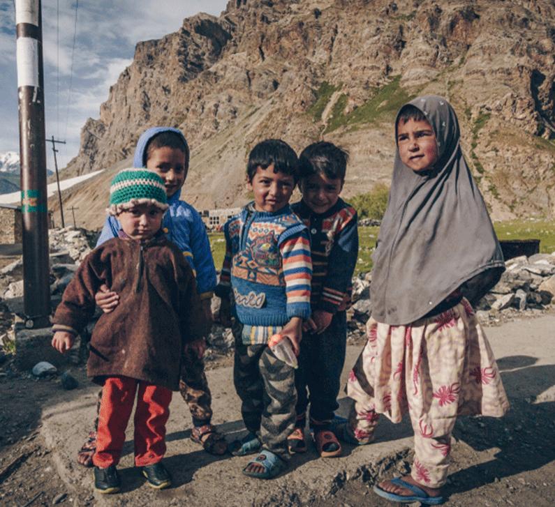 The Kashmiri Struggle