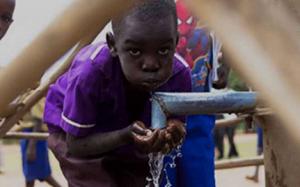 Uganda Water Well