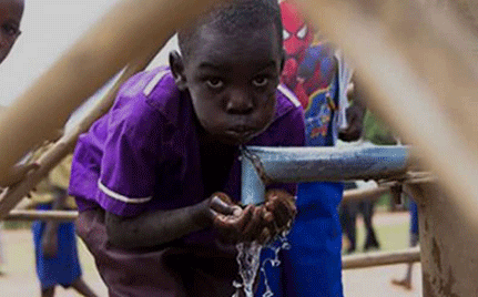 Uganda Water Well