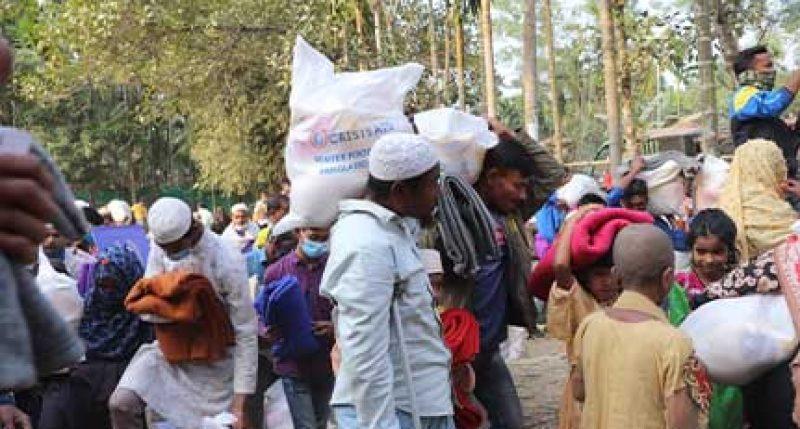 Rohingya-Food-Parcel-