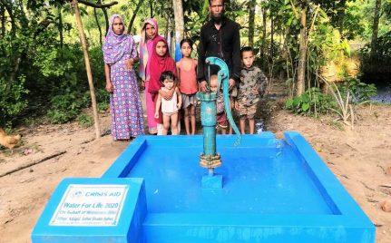 Rohingya-Refugee-Water-Well